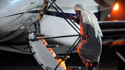 Abu Qatada was deported from Britain to Jordan to face terrorism charges