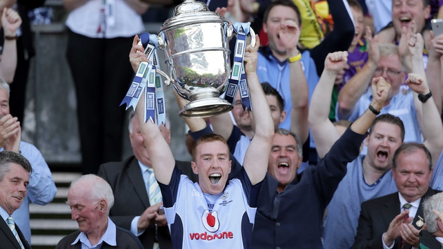 Dublin are the 2013 Leinster Champions