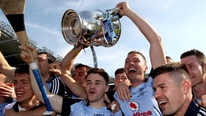 The Dublin defender says the new Leinster hurling champions are only focused on the next game.