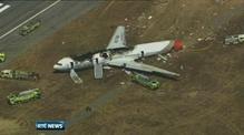 Two killed in San Francisco plane crash