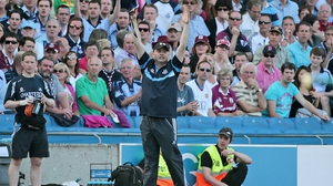 Anthony Daly led Dublin to the Leinster title this year