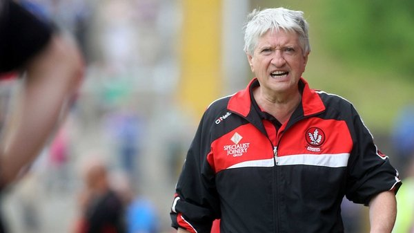 Brian McIver's side have moved on to three points in the Allianz League
