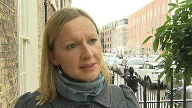 Junior Minister Lucinda Creighton claimed in a tweet that Minister for Health James Reilly was misleading people in a radio interview today