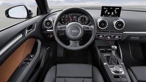 Audi has mastered interior layout