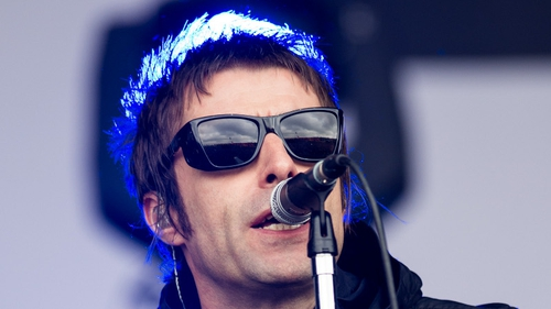 Liam Gallagher hits out at Robbie Williams again