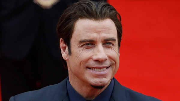 John Travolta took no advice from wife for his Hairspray role