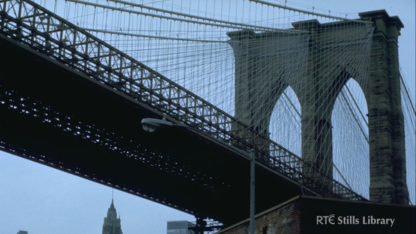 Brooklyn Bridge: many of O Henry's characters have come to New York hoping for uplift, be it financial, social or spiritual