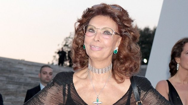 Sophia Loren is set to make her big screen return