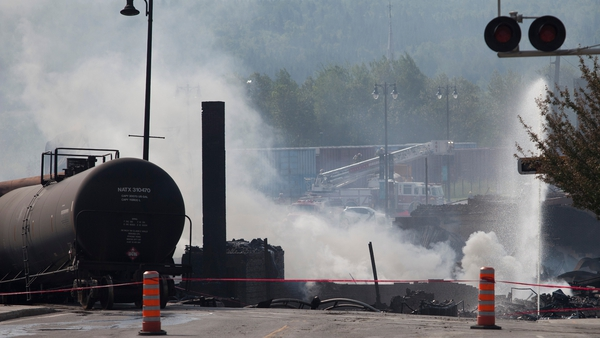 At least 40 people are still unaccounted for in Lac-Mégantic