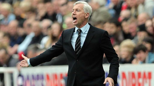Alan Pardew and Joe Kinnear will work together to improve the fortunes of Newcastle United
