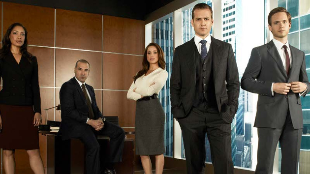 Suits has health problems in its story line tonight. Oh and bedbugs too.