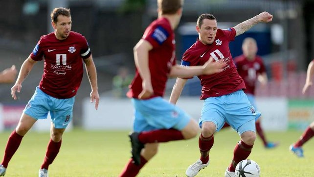 Holders Drogheda United beat Cork City in the last round