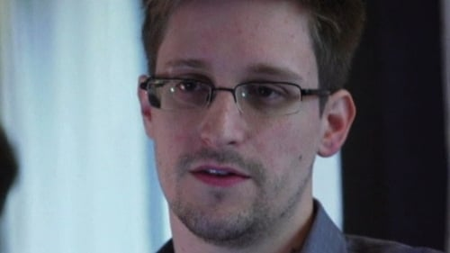Edward Snowden said he took no secret files to Russia