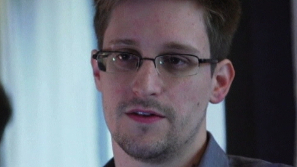 Edward Snowden rejected comments by critics that he was a low-level analyst