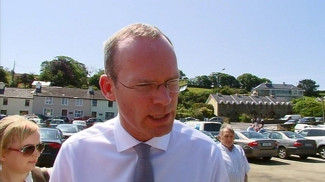 Minister for Agriculture Simon Coveney said he could not give in to demands