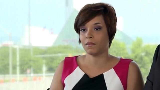 Gina DeJesus broke her public silence alongside her mother