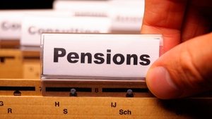 Pension assets here fell by 6.5% to €7.9bn between January and March