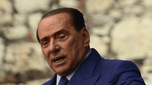 Silvio Berlusconi's People of Freedom party is a key part of Italy's government