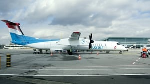 Luxair will use the 76-seat Bombardier Q400 on the route