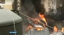53 wounded in car bomb attack in Beirut
