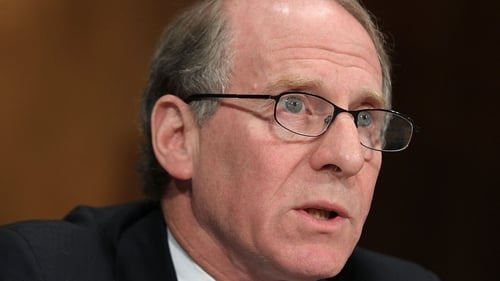 Dr Richard Haass will visit Dublin later this week