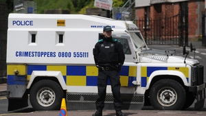 It is alleged the bomb was to smuggled inside the hotel before a PSNI recruitment event