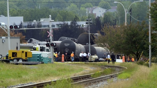 Nearly 40 people are still missing following the Lac-Megantic rail disaster