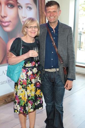 Mary O'Sullivan and Brendan O'Connor