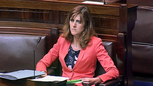 The Oireachtas discovered that the cost of Michelle Mulherin's calls was more than the almost €2,000