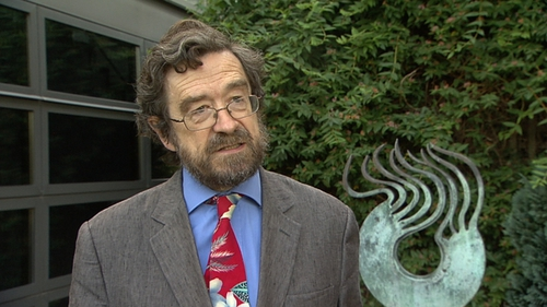 ESRI Research Professor John FitzGerald said Ireland is on a knife edge
