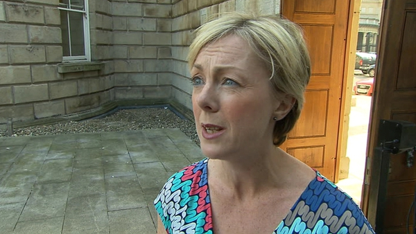 Regina Doherty was appointed Government Chief Whip in May