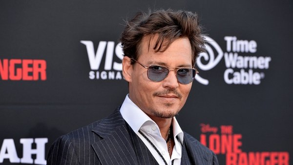 Depp presents British Film Institute Fellowship to Christopher Lee