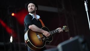 Justin Timberlake at the Phoenix Park