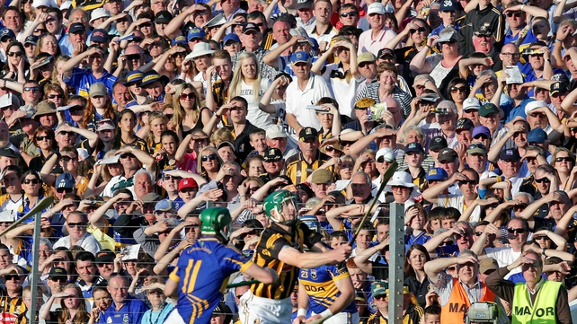 Joe Dooley: 'The cheer that greeted the return of Henry Shefflin must have been heard in Dublin'
