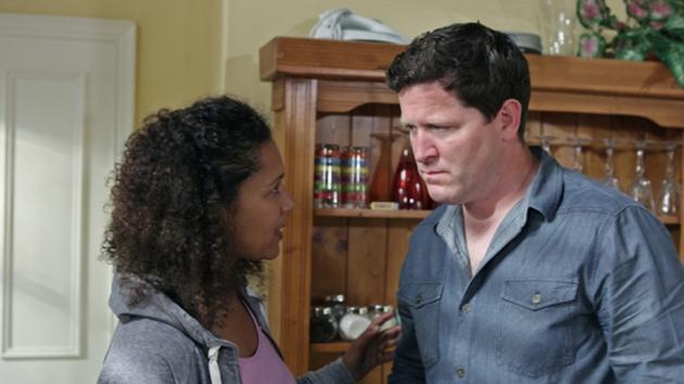 Damien struggles with Ama's beliefs