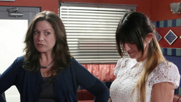 Jo is peeved when Amelia suggests that she needs training