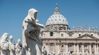 Five Vatican employees suspended following police raid