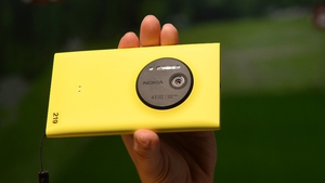 The Nokia Lumia 1020 has a considerably more powerful camera than its smartphone rivals