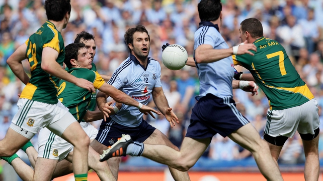 Dublin beat both Westmeath and Kildare by 16 points on their way to the final