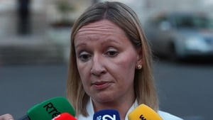 Lucinda Creighton was one of 24 TDs to vote against the amendment