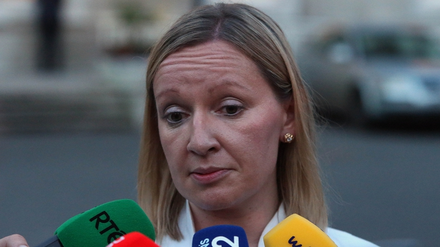 Lucinda Creighton is one of a number of TDs who have lost the Fine Gael whip in recent months