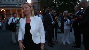 Fine Gael TD Lucinda Creighton says she has no plans to walk away from Fine Gael