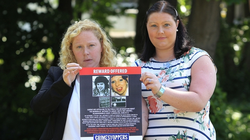 Antoinette Smith's daughters, Lisa and Rachel were seven and four when she was murdered