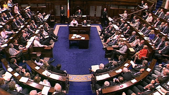 TDs voted by 127 to 31 in favour of the bill