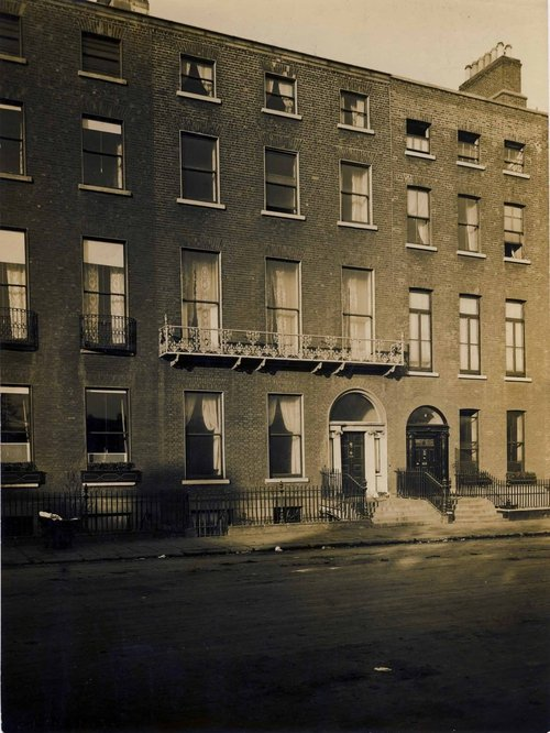 Exterior No. 3, Mountjoy Square