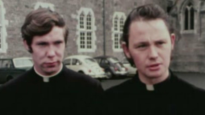 Northern Irish Protestants Visit Maynooth 1973