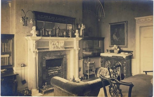 Interior No. 3, Mountjoy Square