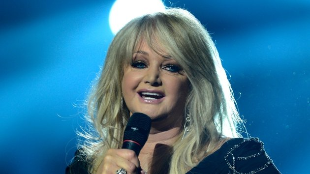 Bonnie Tyler received an honorary degree from a university in Wales