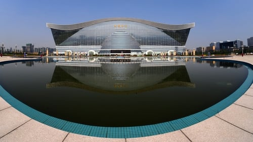 New Century Global Centre has opened in western Chinese city of  Chengdu