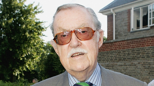 Alan Whicker 1925-2013